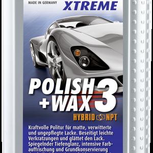 SONAX Xtreme Polish + Wax 3 NanoPro