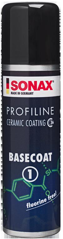 SONAX PROFILINE CeramicCoating CC36 BaseCoat 1