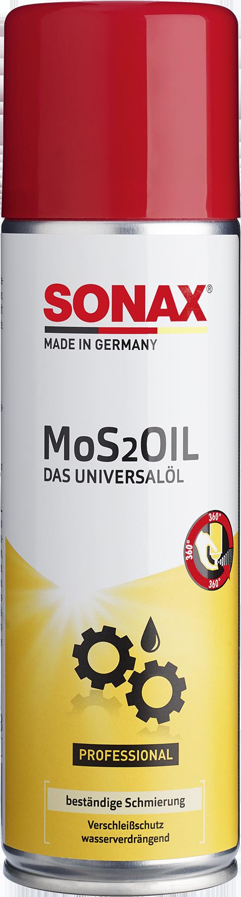 SONAX MoS2Oil NanoPro