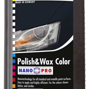 SONAX Polish & wax color NanoPro