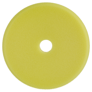 SONAX Polishing Sponge yellow 143 DA FinishPad